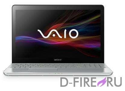 Ноутбук Sony VAIO Fit SVF15A1Z2R