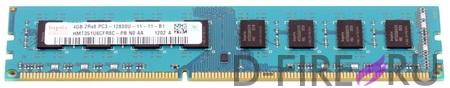 Модули памяти для ПК Hynix 4Gb DDR3 PC12800 1600MHz