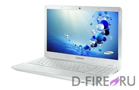 Ноутбук Samsung 370R5E-S06 Синий
