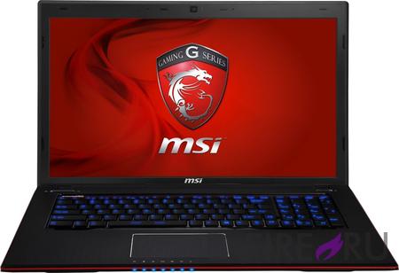 """Ноутбук MSI GE70 2OE-009RU (i7/8Gb/750Gb/15""""/GTX675/W8)"""