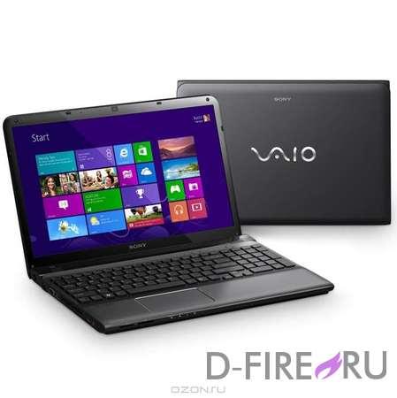 Ноутбук Sony VAIO® SVE1512N1R Black