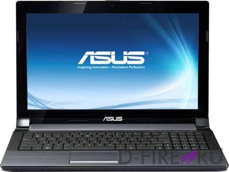 Ноутбук Asus N53Tk Dark Grey