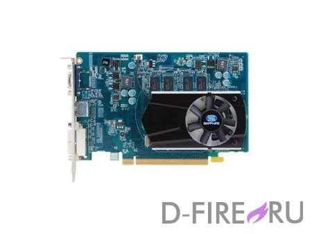 Видеокарта Sapphire HD6570 4096Mb