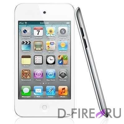 Плеер Apple iPod touch 16GB - White