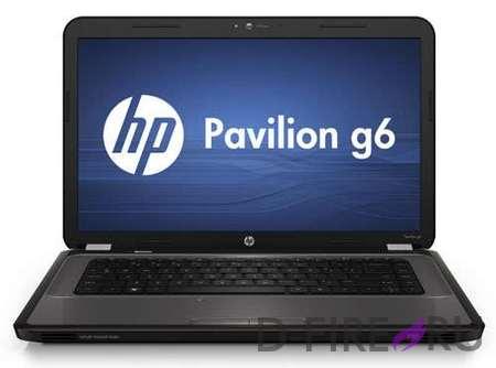 Ноутбук HP Pavilion g6-2360er