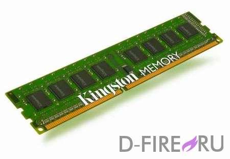 Модуль памяти для ПК Kingston 4GB DDR3