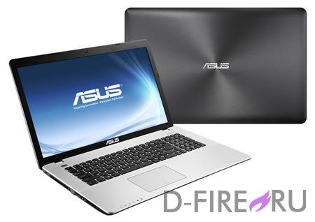 """Ноутбук Asus K750Jb (i7/8Gb/2x1000Gb/17""""/GF740/W8)"""