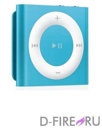 Плеер Apple iPod shuffle 2GB Blue