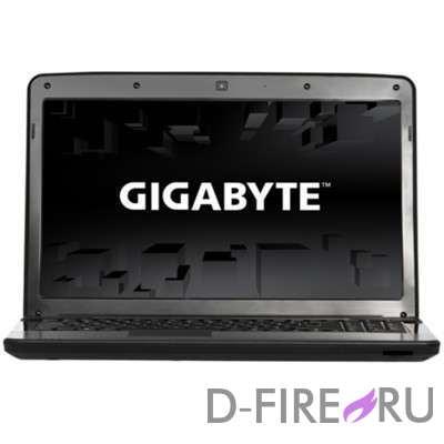 "Ноутбук Gigabyte Q2542N (i5/4Gb/500Gb/15""/GF640/W7HB)"