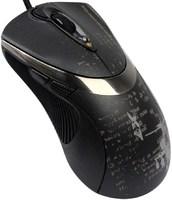 Мышь A4-Tech F4 USB (BLACK)