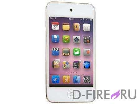Плеер Apple IPOD TOUCH 8G (4TH GEN) WHITE