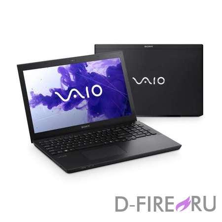 Ноутбук Sony VAIO® SVS1512V1R Black