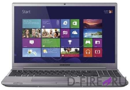 Ноутбук Samsung 700Z5C-S04