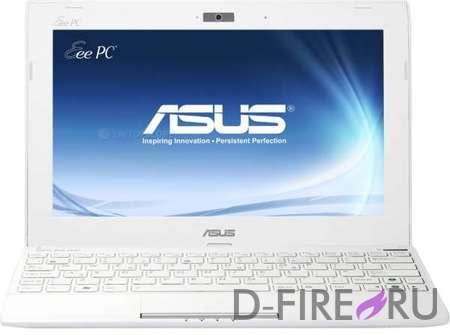 Нетбук Asus EEE PC 1025C White