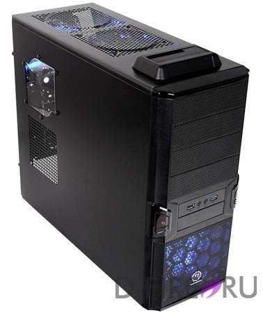Корпус для ПК Thermaltake V3 BlackX Edition