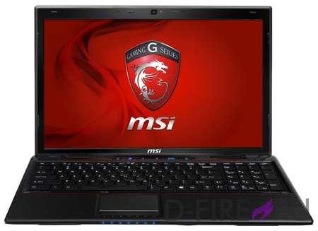 Ноутбук MSI GE60 2OE-011RU