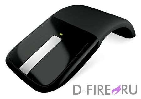 Мышь Microsoft Retail ARC Touch Mouse