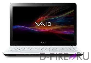 Ноутбук Sony VAIO Fit SVF1521E1R