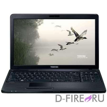 Ноутбук Toshiba Satellite C660D-A2K Black