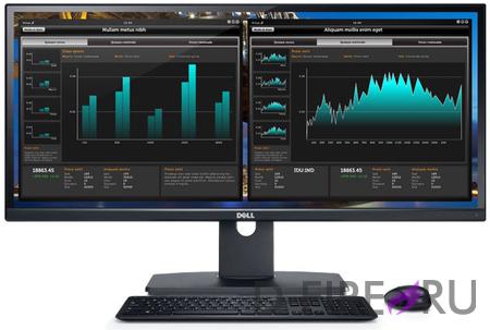 Монитор Dell UltraSharp U2913WM