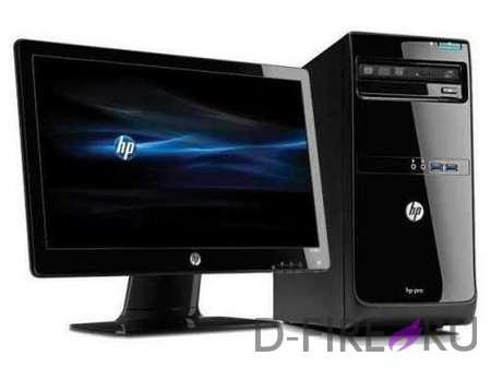 Комплект Компьютер Монитор HP Pro 3500 MT