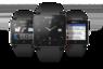 Наручные часы Sony SmartWatch 2 c силиконовым ремешком