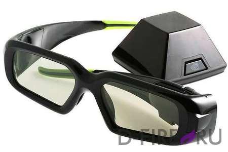 3D Очки nVidia GeForce 3D Vision