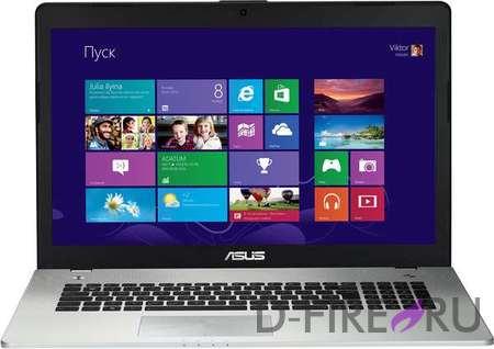 Ноутбук Asus N76Vj (i5/6Gb/1Tb/GF635/Win8)