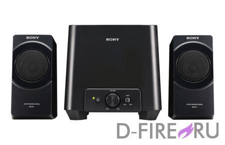 Колонки Sony SRS-D4
