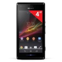Смартфон Sony Xperia M dual (C2005), цвет черный