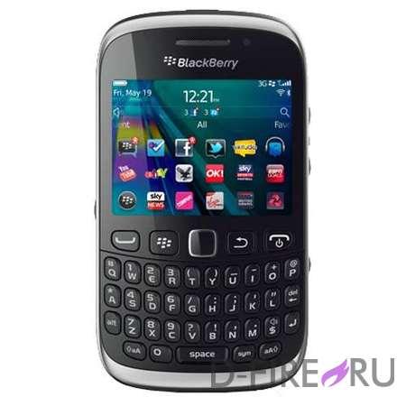 Смартфон BlackBerry Curve 9320