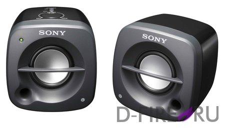 Колонки Sony SRSM50P