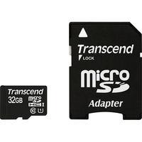 Карта памяти Transcend microSDHC UHS-I 32GB