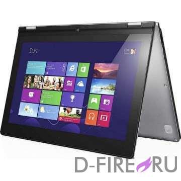 """Ультрабук Lenovo IdeaPad Yoga (i3/4Gb/SSD128Gb/13""""/W8)"""