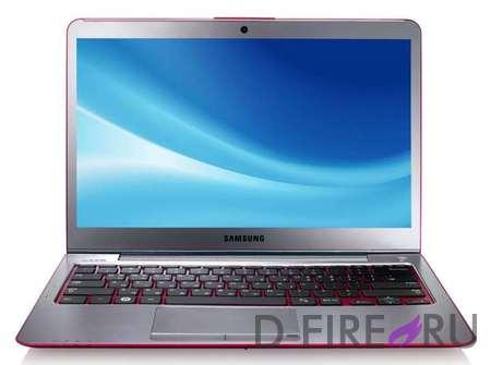 Ноутбук Samsung 535U3C-A06 Розовый