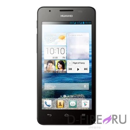 Смартфон Huawei Ascend G525