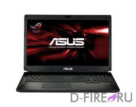 "Ноутбук Asus G750Jx (i7/24Gb/2x750Gb/17""/GF770/W8)"