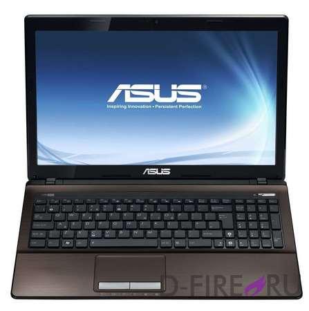 "Ноутбук Asus K53Br (E450/2Gb/500Gb/15""/W7HB)"
