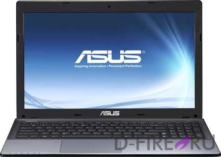 Ноутбук Asus K55Dr (A6/4Gb/500Gb/7470/W7HB)