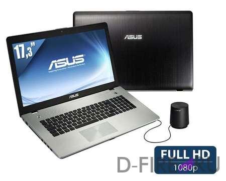 """Ноутбук Asus N76Vb (i5/6Gb/750Gb/17""""/GF740/W8)"""