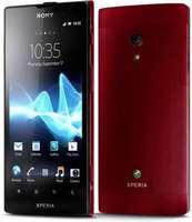 Смартфон Sony Xperia Ion (LT28h) красный