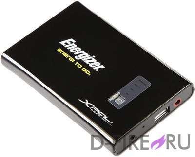 Внешний аккумулятор Energizer XP4003