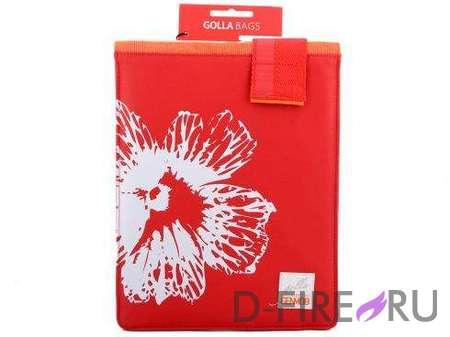Чехол Golla KATE / G1335 для 10.1'' красный