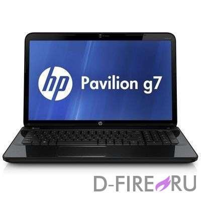 Ноутбук HP Pavilion g7-2363er
