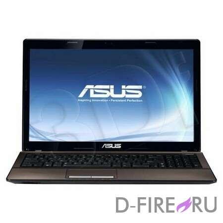 Ноутбук Asus K73Tk Brown