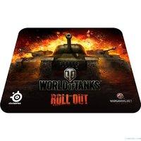 Коврик для мыши SteelSeries World of Tanks edition
