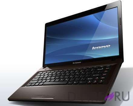 Ноутбук Lenovo G480 Brown