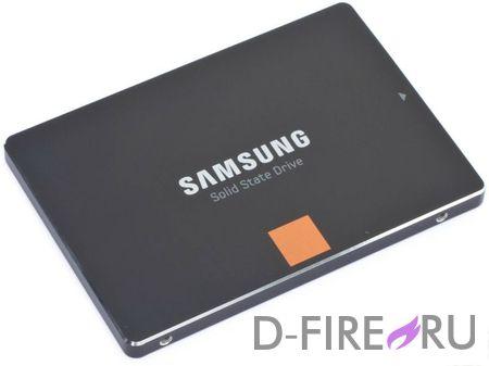 Твердотельный накопитель (SSD) Samsung 840 Series 250 Гб