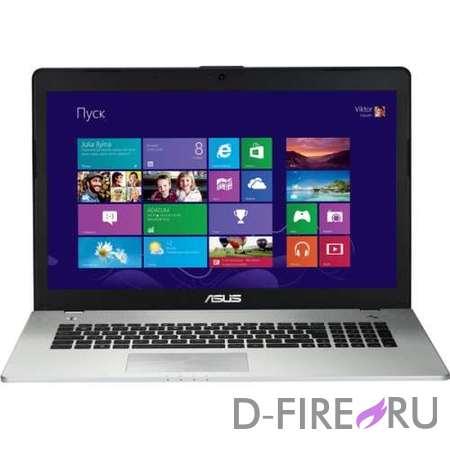 Ноутбук Asus N76Vj (i7/6Gb/500Gb/GF635/Win8)