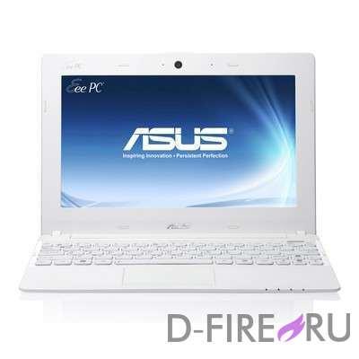 Нетбук Asus EEE PC X101CH Белый